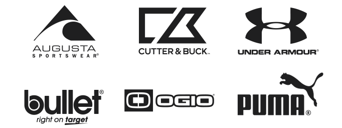 Augusta Cutter and Buck Under Armour Bullet Ogio Puma