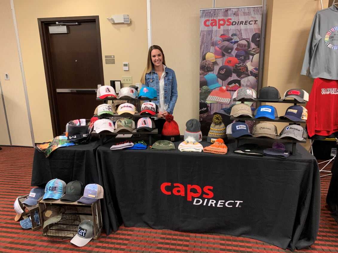 Ally Livingston of Caps Direct