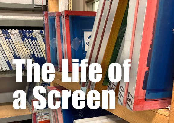 The Life of a Screen