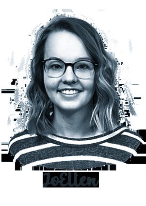 Graphic Designer JoEllen
